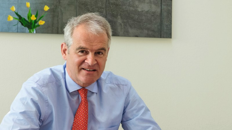 Christian Knell, Sprecher der Geschäftsleitung, HeidelbergCement Deutschland